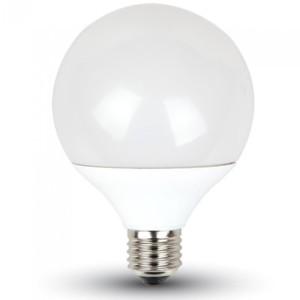 Λάμπα LED G95 E27 10W E27 3000K Θερμό Λευκό V-TAC 4276