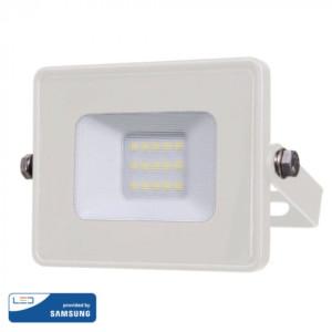 Προβολέας LED 10W Samsung Chip 6400K-Ψυχρό Λευκό Λευκός V-TAC 429
