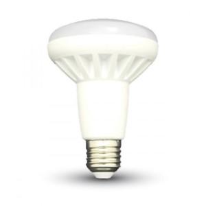 Λάμπα Led 10W 6400K Ψυχρό Λευκό Σποτ R80 E27