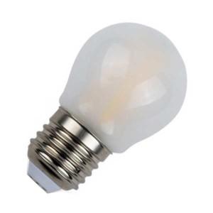 Λάμπα Σφαιρική Led 4W 6400K Ψυχρό Λευκό G45 E27