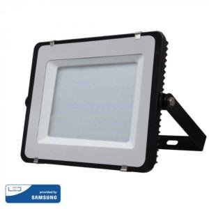 Προβολέας LED 150W Samsung Chip 3000K-Θερμό Λευκό V-TAC 475 Μαύρος