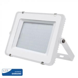 Προβολέας LED 150W Samsung Chip 3000K-Θερμό Λευκό V-TAC 478 Λευκός