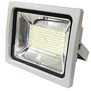 Προβολέας LED 70W 3000K-Θερμό Λευκό V-TAC 5400 Ασημί