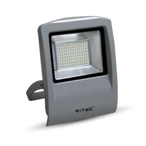Προβολέας LED 50W Italian 3000K-Θερμό Λευκό SMD V-TAC 5664