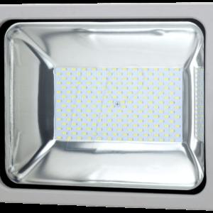 Προβολέας LED 50W RGB RF Με Τηλεχειριστήριο SMD V-TAC 5691 Γκρί