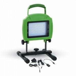 Προβολέας LED 20W Φορητός Επαναφορτιζόμενος 6000K-Ψυχρό Λευκό V-TAC 5735