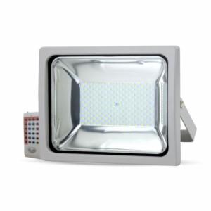Προβολέας LED 30W RGB RF Με Τηλεχειριστήριο SMD V-TAC 5755 Γκρί