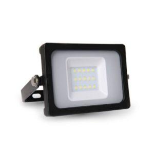 Προβολέας LED 10W 4000K-Ουδέτερο Λευκό Slim SMD V-TAC 5778 IP65 Μαύρος