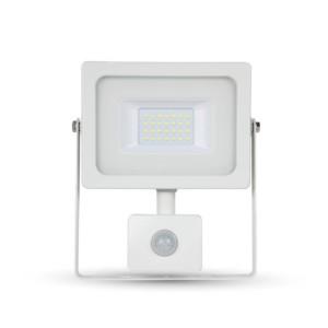 Προβολέας LED 10W Sensor SMD 6400K-Ψυχρό Λευκό V-TAC 5788 Λευκός