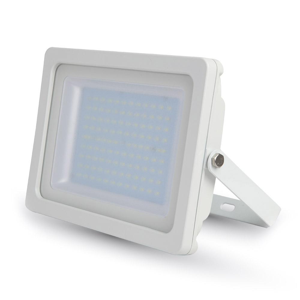 Προβολέας LED 150W Slim 6400K-Ψυχρό Λευκό SMD V-TAC 5857 Λευκός