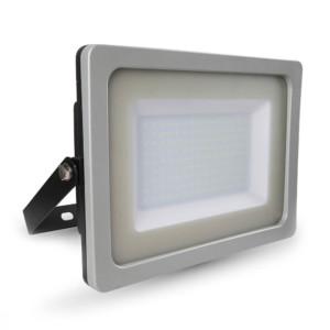 Προβολέας LED 150W Slim 4000K-Ουδέτερο Λευκό SMD V-TAC 5859 Γκρί-Μαύρος