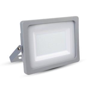 Προβολέας LED 150W Slim 6400K-Ψυχρό Λευκό SMD V-TAC 5866 Γκρί