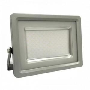 Προβολέας LED 200W Slim 4500K-Ουδέτερο Λευκό SMD V-TAC 5873 Γκρί-Μαύρο