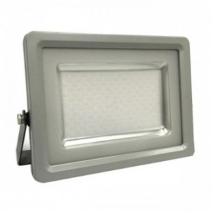 Προβολέας LED 200W Slim 6000K-Ψυχρό Λευκό SMD V-TAC 5874 Γκρί-Μαύρο