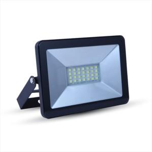 Προβολέας LED 10W I SERIES Μαύρος SMD 3000K-Θερμό Λευκό V-TAC 5875