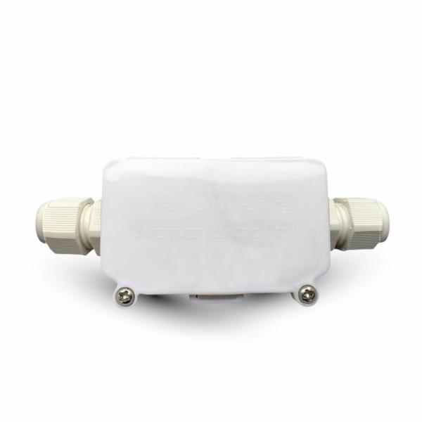 Αδιάβροχο Κουτί με Κλέμα Σύνδεσης V-TAC 5897 Λευκό