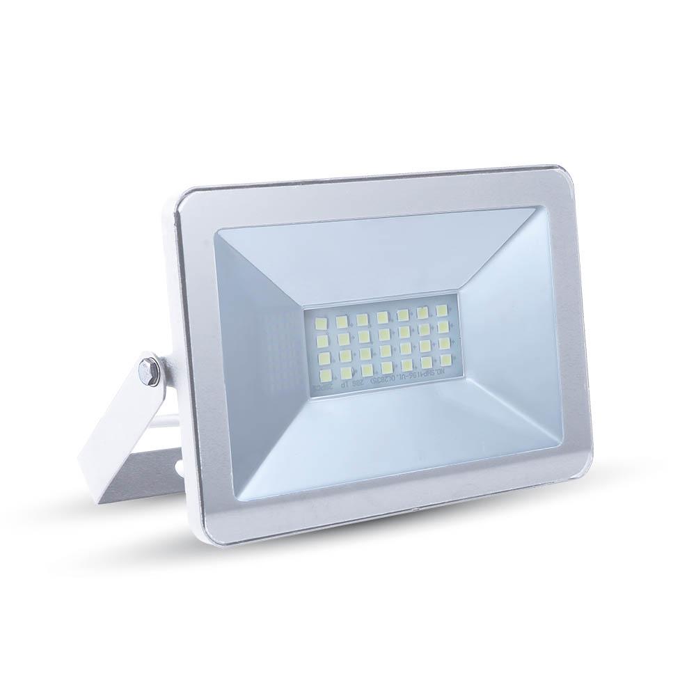 Προβολέας LED 10W I SERIES Λευκός SMD 4500K-Ουδέτερο Λευκό V-TAC 5899