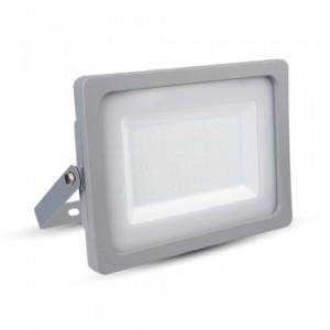 Προβολέας LED 200W Slim 4000K-Ουδέτερο Λευκό SMD V-TAC 5913 Γκρί