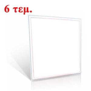 Πάνελ LED 45W 60x60cm 3000K-Θερμό Λευκό Τετράγωνο V-TAC 60286