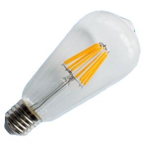 Λάμπα LED Filament Νήματος Vintage Edison 6W E27