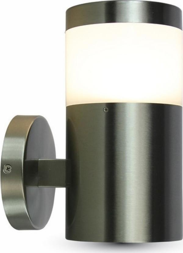 Φωτιστικό Σποτ E27 Ανοξείδωτο Ατσάλι Nickel V-TAC 7032