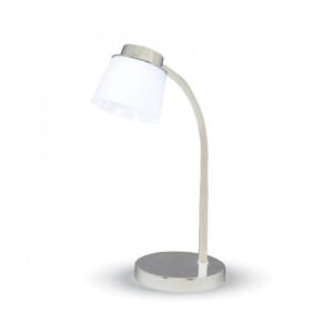 Φωτιστικό Γραφείου Dimmable LED 5W Λευκό Μεταλλικό V-TAC 7051