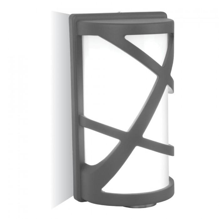Φωτιστικό Απλίκα Αλουμινίου IP54 Ματ Μαύρο Ε27 V-TAC 7064