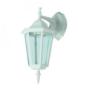 Φωτιστικό Απλίκα Αλουμινίου IP44 Λευκό Ε27 V-TAC 7069