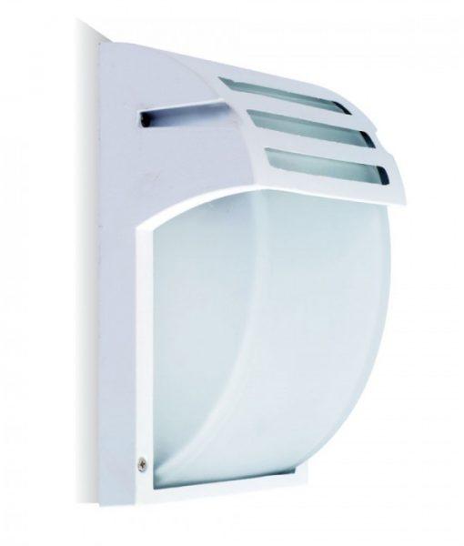 Φωτιστικό Απλίκα Αλουμινίου IP44 Λευκό Ε27 V-TAC 7077