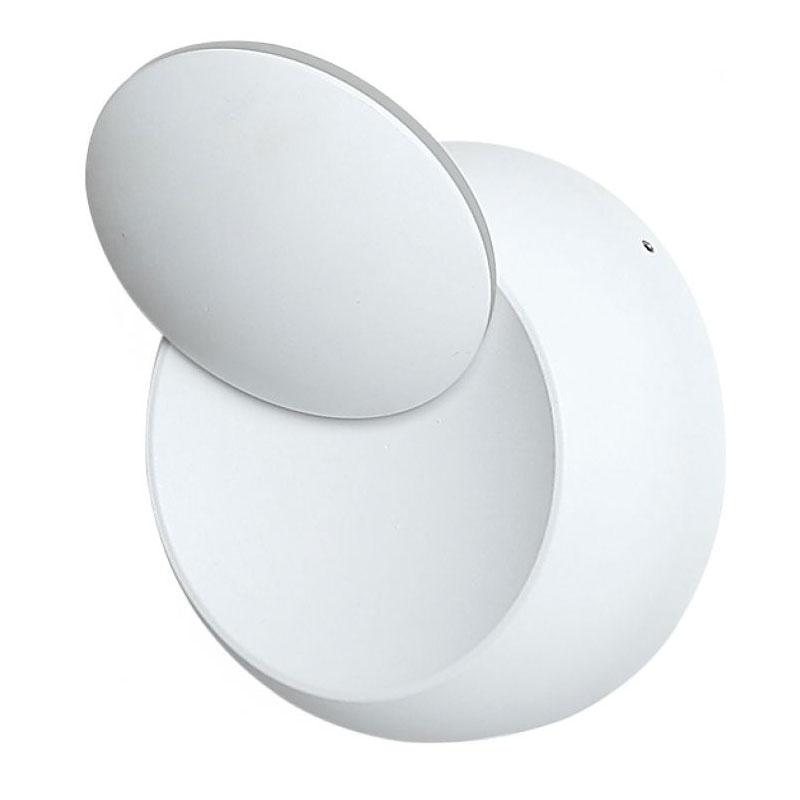 Ανακλινόμενο Φωτιστικό Τοίχου-Πλαφονιέρα LED 5W 4000K V-TAC 7093