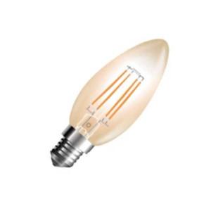 Λάμπα Led AMBER Κερί 4W Νήματος E14 7113 V-Tac