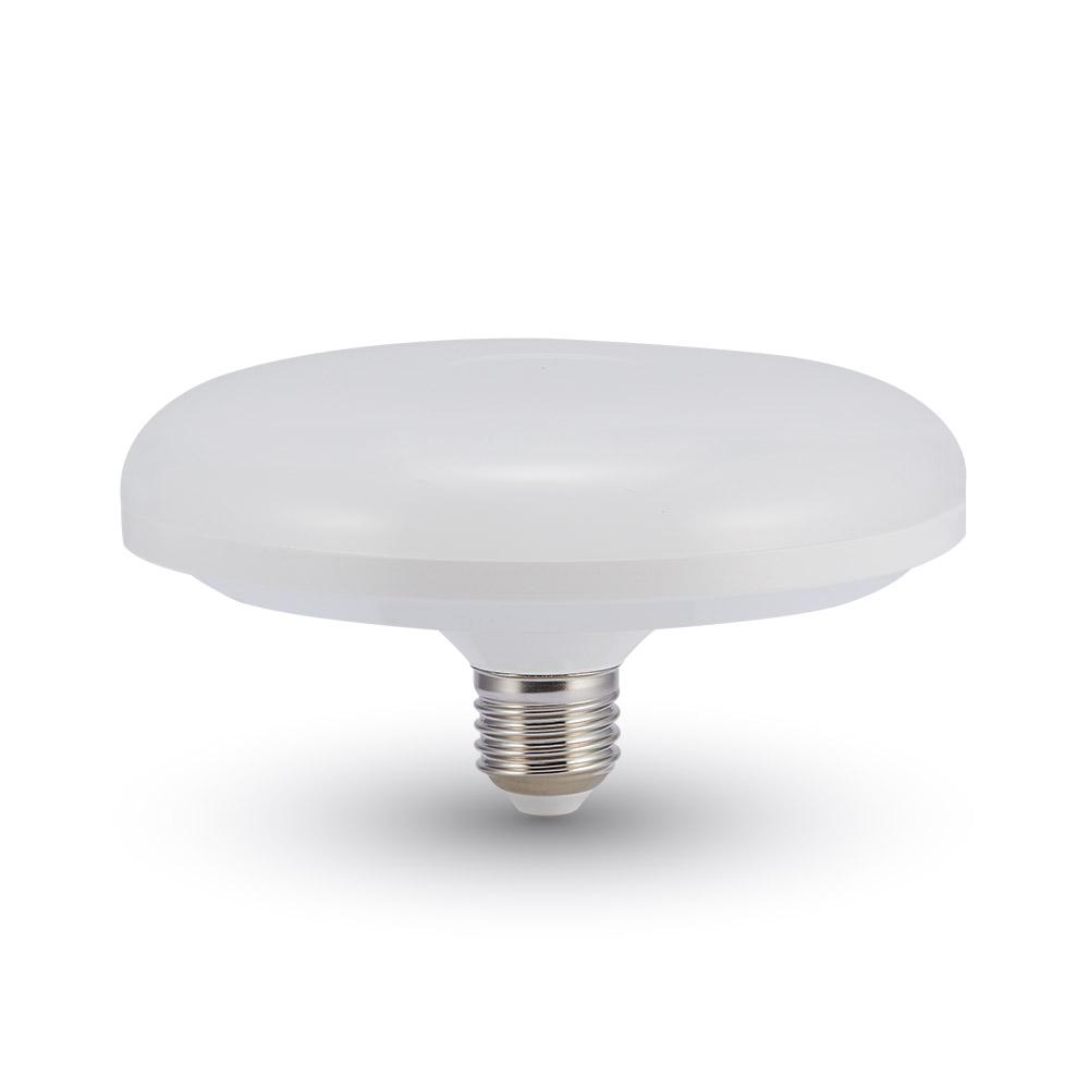 Λάμπα Led UFO 15W 6400K Ψυχρό Λευκό E27