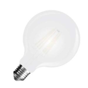 Λάμπα Globe Led 7W 2700K Θερμό Λευκό G95 E27