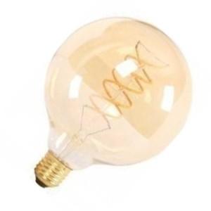 Λάμπα Globe Led 6W 2200K Θερμό Λευκό G125 E27
