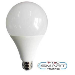 Wifi Led Smart Λάμπα 20W A95 E27 RGB+W+WW (Εναλλαγή Ψυχρού και Θερμού) συμβατή με Amazon Alexa & Google Home V-TAC SKU 7470