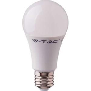 LED Λάμπα 12W E27 A60 SMD CRI 95+ Ουδέτερο Λευκό 4000K V-Tac 7483
