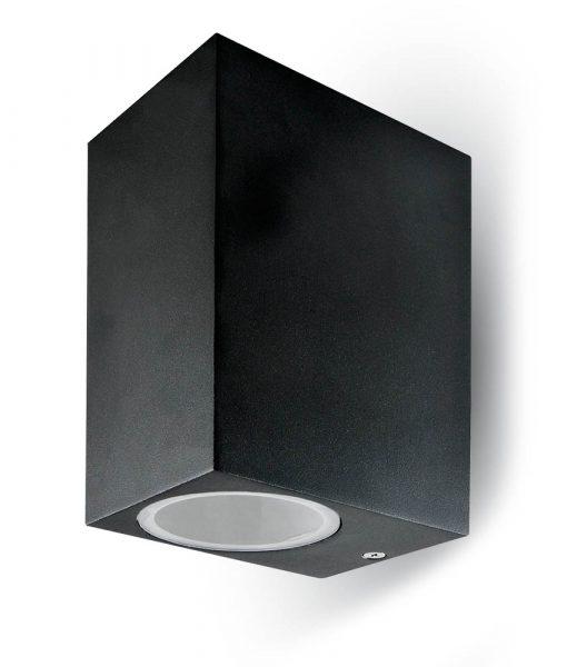 Φωτιστικό Σποτ 2xGU10 Αλουμίνιο Χρώμιο V-TAC 7511