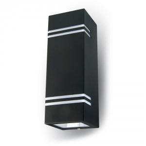 Φωτιστικό Σποτ 2xGU10 Αλουμίνιο Χρώμιο V-TAC 7512