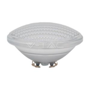 Λάμπα LED PAR56 12W 12VΑC/DC IP68 ΜΠΛΕ για πισίνες V-Tac 7561
