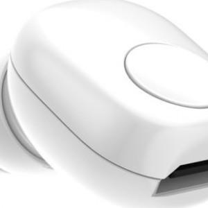 Ακουστικό Bluetooth Λευκό για Κινητά