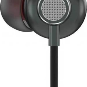 Ακουστικά Ενσύρματα Γκρί για Κινητά Android