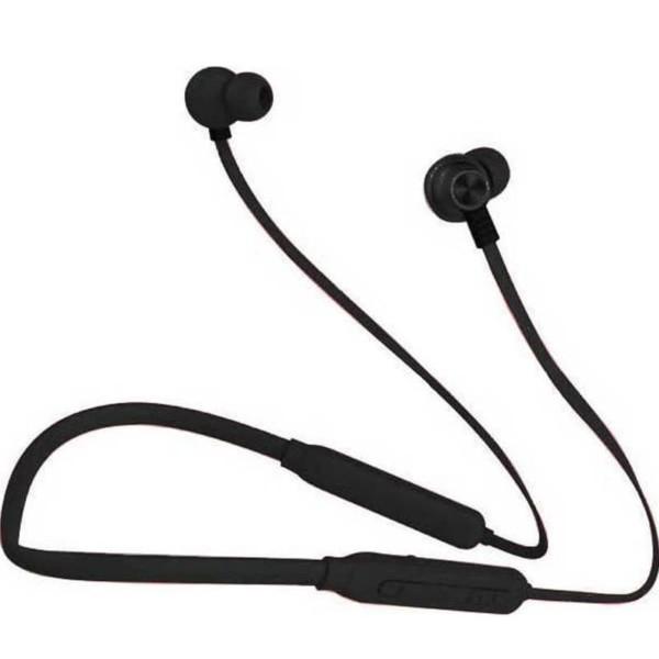 Ακουστικά Bluetooth Sports Hands-Free Με Καλώδιο 500mAh Μαύρο για Κινητά V-TAC 7710