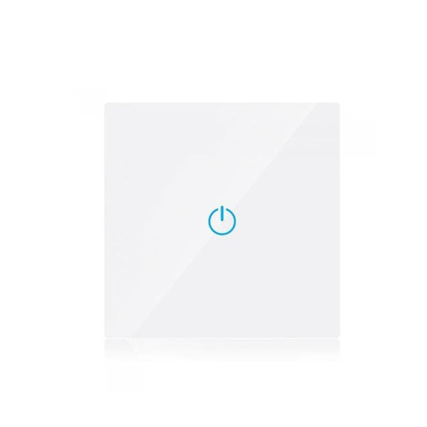 Διακόπτης Αφής Μονός Λευκός V-TAC SKU: 8354