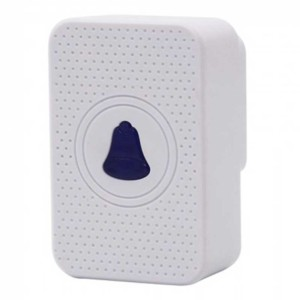 25508439-535-Ασύρματο Κουδούνι Πόρτας Wi-Fi με 55 Ήχους Λευκό V-Tac 8445