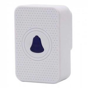 Ασύρματο Κουδούνι Πόρτας Wi-Fi με 55 Ήχους Λευκό V-Tac 8445