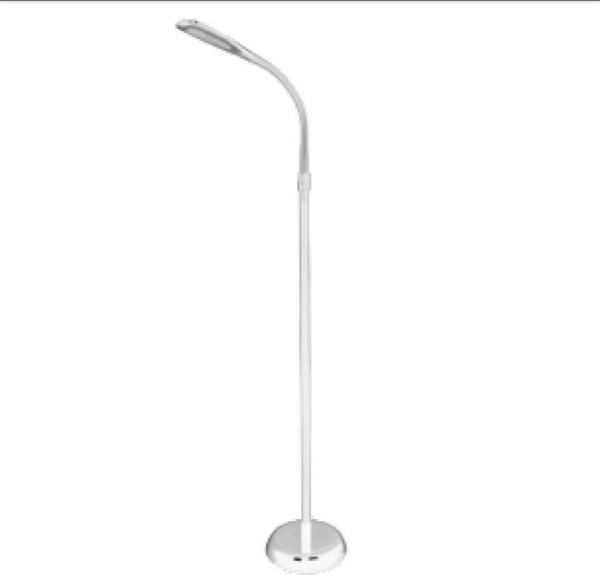 Φωτιστικό Δαπέδου LED 7W Μεταλλικό Λευκό V-TAC 8507