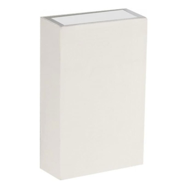 Απλίκα LED Στεγανή IP65 Πλαστική 4W 150 lms Μαύρη 3000K Θερμό Λευκό V-Tac 8560