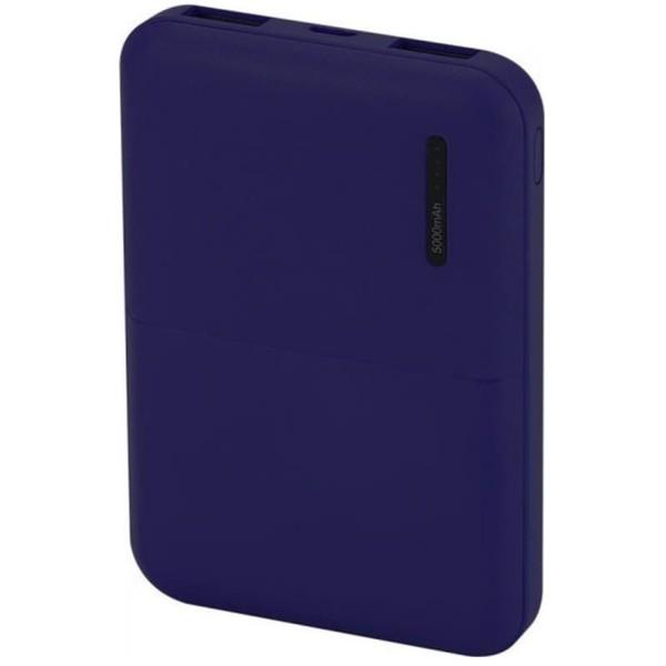 Super Small Powerbank 5000mAh Μπλε Σκούρο Micro USB V-TAC 8896