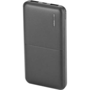 Super Slim Powerbank 10000mAh Μαύρο Micro 2 Θύρες USB V-TAC 8897