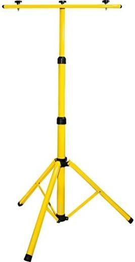 Τρίποδη Βάση για Προβολέα LED Stand V-TAC 9104 Κίτρινος